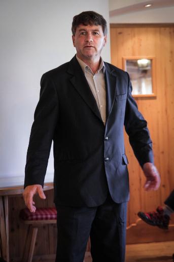 Predsednik Zveze Radioamaterjev Slovenije, Bojan S52ME