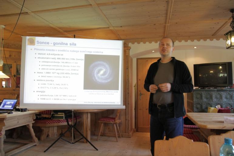 Andrej, S57BAJ Nastanek in vplivi Sončevih aktivnosti