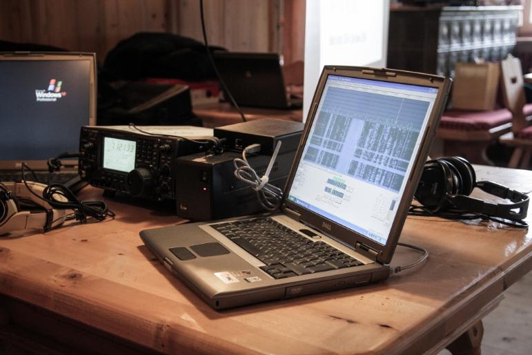 SDR-Radio demo