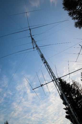 S50E 7, 14 MHz in 28 fix USA yagi