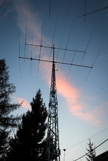 S50E 14 & 21 MHz OWA Yagi