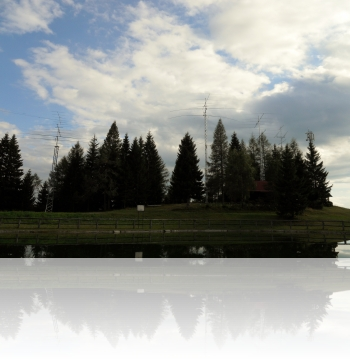 Vseh pet stolpov Črni Vrh S50E station, JN76AD