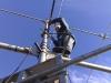 Miran, S50O popravilo 14 MHz antene