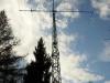 Srednji stolp, Črni Vrh S50E station, JN76AD