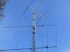 2 element wire beam 3.8 MHz