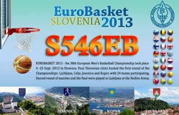 S546EB EuroBasket Slovenia 2013