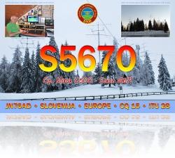 S567O QSL card