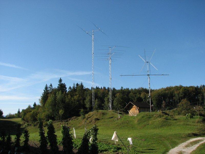 S50AM, S50U, S54E Gorski Vrh station, JN66XD