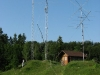 6 el. 21 MHz OWA YAGI on 15m long boom