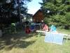 Radio amaterski (ham) kamp Črni vrh nad Cerknim - viri napajanja