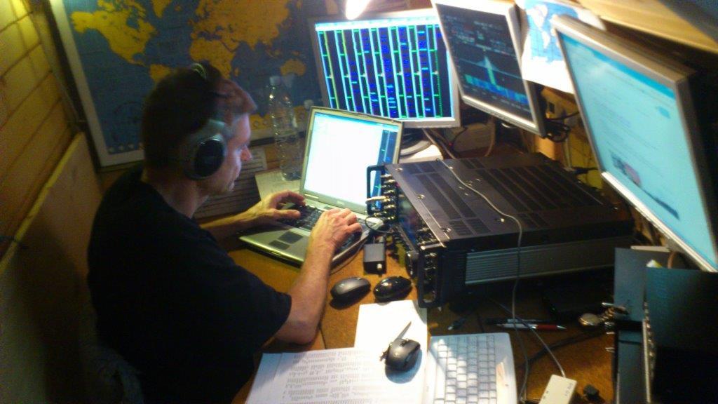 S50HQ IARU HF Championship 2015 KAL S50K station - S53WW op.
