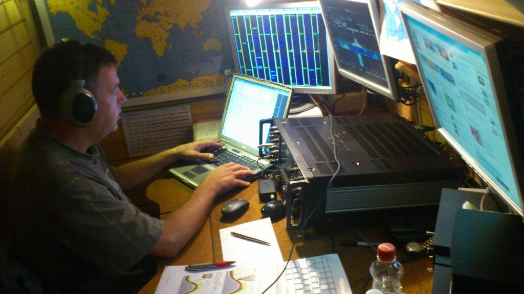 S50HQ IARU HF Championship 2015 KAL S50K station - S59KW op.
