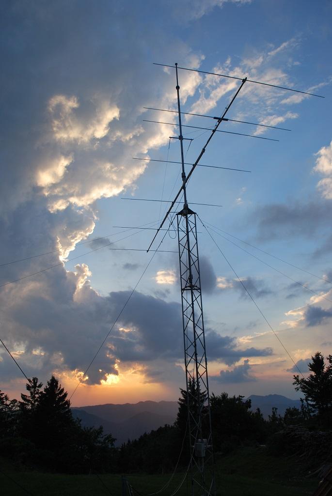 S50HQ 2016 VOJSKO 28 MHz SSB 7 EL. MONOBAND YAGI