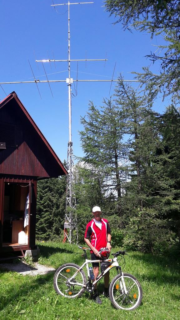 S50HQ 2016 ČRNI VRH S50E 28 MHz CW - S51J