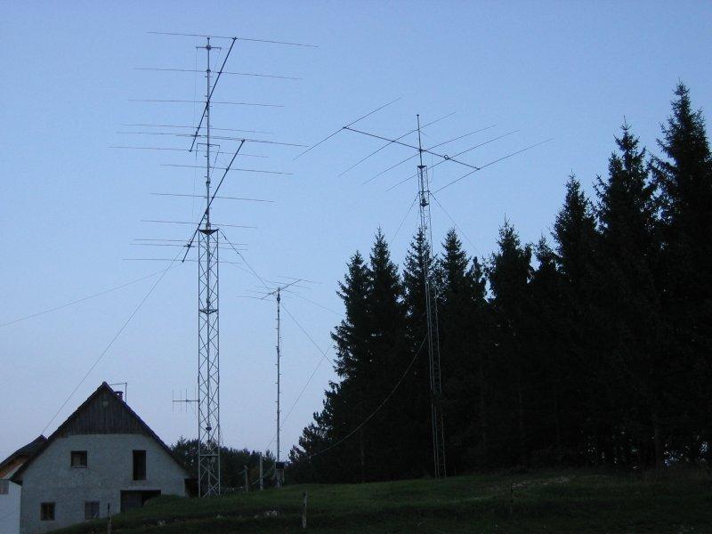 S50HQ 2016 VOJSKO 28 MHz SSB station