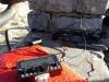 Moj KX2 in Panasonic baterija