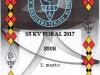 Leo Xhoko, S50R KV POKAL 2017 3. mesto kategorija C - CW/SSB
