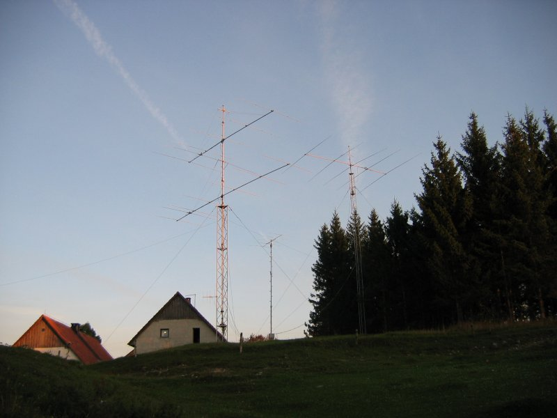 Jelenk-Vojsko, 1120 m asl