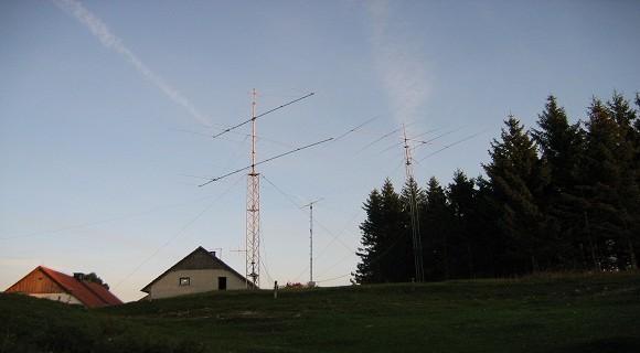 Vojsko ham radio station