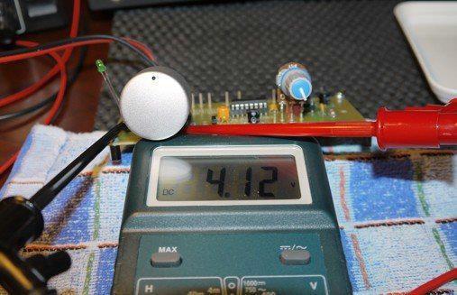 Lidia 80 napetost 4.1 V